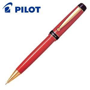 シャーペン 高級 名入れ パイロット ルシーナ ペンシル レッド HL-250R-R5|nomado1230