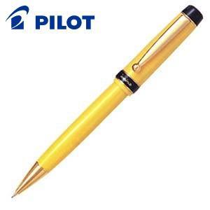 シャーペン 高級 名入れ パイロット ルシーナ ペンシル イエロー HL-250R-Y5|nomado1230