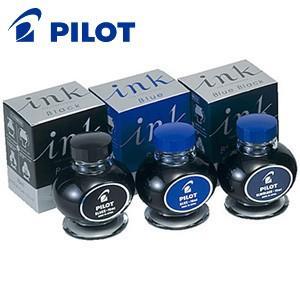 万年筆 インク パイロット 70ミリリットル ボトルインク ブラック INK-70-B nomado1230