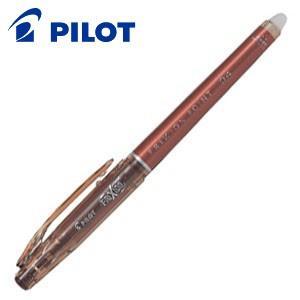 ゲルインク パイロット フリクションポイント04 ゲルインキボールペン 10本セット ブラウン LF-22P4-BN|nomado1230