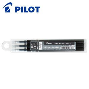 フリクション 替芯 パイロット LFBKRF フリクションボール 替芯 同色5個セット LFBKRF30EF3-|nomado1230