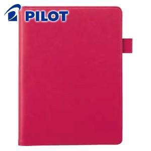 バインダー A5 パイロット カラリム A5サイズ スリムバインダー手帳 ピンク PA502-300CR-P nomado1230