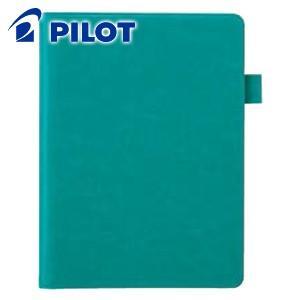 バインダー A5 パイロット カラリム A5サイズ スリムバインダー手帳 ターコイズグリーン PA502-300CR-TG|nomado1230