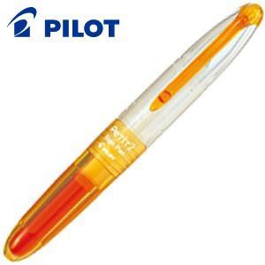 パイロット ペチットワン・ツー・スリー ペチット2 サインペンタイプ 5セット (アプリコットオレンジ) SPN-15M-AO nomado1230