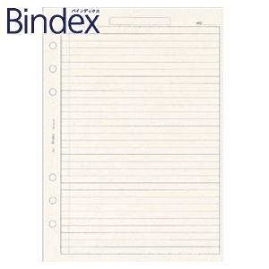 リフィル A5 バインデックス Bindex NOLTY A5 集計用紙1 リフィール 5冊セット A5411|nomado1230