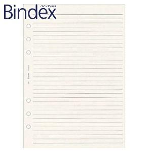 リフィル A5 バインデックス Bindex NOLTY A5 ケイページ100枚入り リフィール 5冊セット クリーム A5451|nomado1230