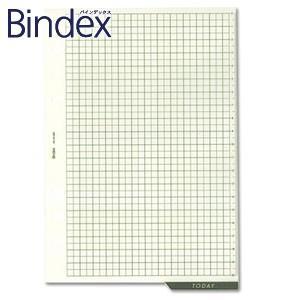 リフィル A5 バインデックス Bindex NOLTY A5 ガイド板 リフィール 5冊セット A5680|nomado1230