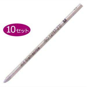 替芯 ボールペン ビスコンティ ボールペン 替芯 スリム芯 同色10本セット ブラック VA50BLK|nomado1230