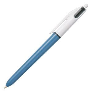 高級 マルチペン ビック(BIC) ステーショナリー 多色・多機能ペン 2色ボールペン 0.7ミリ 細字 12本セット 2CFNBLK/RED|nomado1230