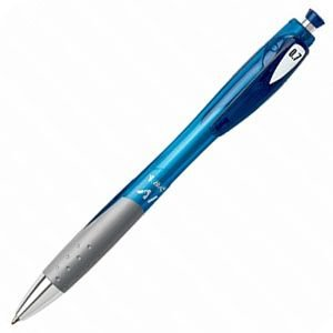 高級 ボールペン ビック(BIC) AI BP 0.7ミリ 1Pボールペン 10本セット アオ AIBP07BLU1P|nomado1230