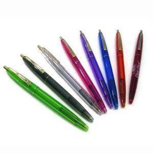 高級 ボールペン ビック(BIC) クリアクリックBA ボールペン 0.7ミリ 12本セット パープル CCFPRP07BLKJ|nomado1230