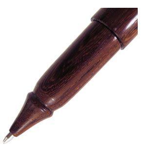 高級 ボールペン 名入れ 平井木工挽物所 木製クリップ キャップタイプ 職人による手作り ボールペン 紫檀 PLMCBP-ST|nomado1230|02