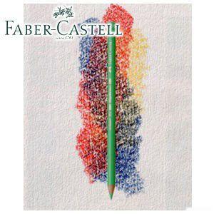 ファーバーカステル ポリクロモス 色鉛筆 単色 (パーマネントグリーンオリーブ) 12本セット No. 110167|nomado1230|02