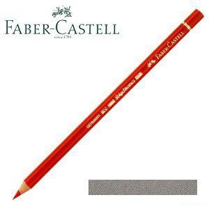 ファーバーカステル ポリクロモス 色鉛筆 単色 (コールドグレー3) 12本セット No. 110232|nomado1230
