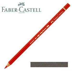 ファーバーカステル ポリクロモス 色鉛筆 単色 (コールドグレー4) 12本セット No. 110233|nomado1230