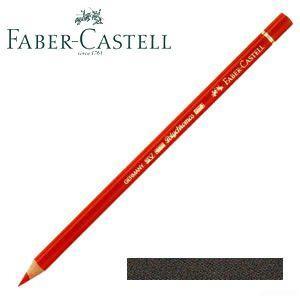ファーバーカステル ポリクロモス 色鉛筆 単色 (コールドグレー5) 12本セット No. 110234|nomado1230
