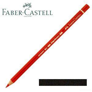 ファーバーカステル ポリクロモス 色鉛筆 単色 (コールドグレー6) 12本セット No. 110235 nomado1230