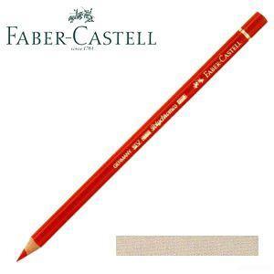 ファーバーカステル ポリクロモス 色鉛筆 単色 (ウォームグレー1) 12本セット No. 110270 nomado1230
