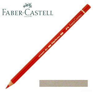 ファーバーカステル ポリクロモス 色鉛筆 単色 (ウォームグレー2) 12本セット No. 110271 nomado1230