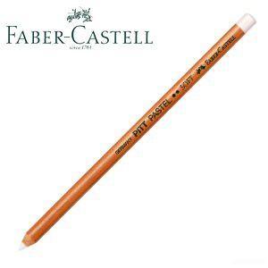 ファーバーカステル ピット鉛筆 ホワイト・ソフト 12本セット No. 112111|nomado1230