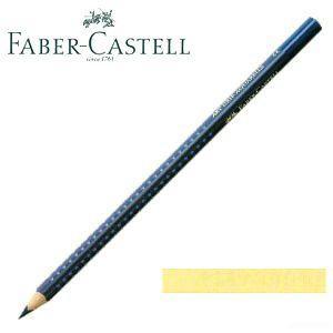 ファーバーカステル アートグリップ 水彩色鉛筆 単色 (クリーム) 12本セット No. 114202|nomado1230