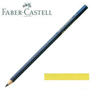 ファーバーカステル アートグリップ 水彩色鉛筆 単色 (グレージングライトイエロー) 12本セット No. 114204|nomado1230