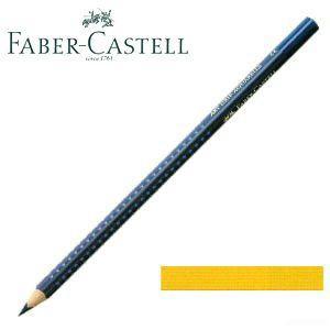 ファーバーカステル アートグリップ 水彩色鉛筆 単色 ダークカドミウムイエロー(カナリアイエロー) 12本セット No. 114208|nomado1230