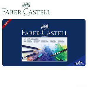 ファーバーカステル アートグリップシリーズ アートグリップ水彩色鉛筆 36色 No. 114236|nomado1230