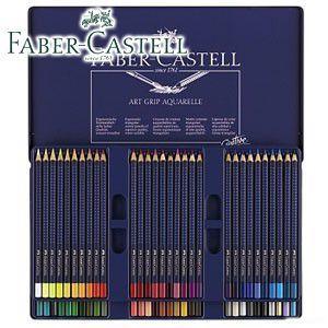 ファーバーカステル アートグリップシリーズ アートグリップ水彩色鉛筆 60色 No. 114260|nomado1230