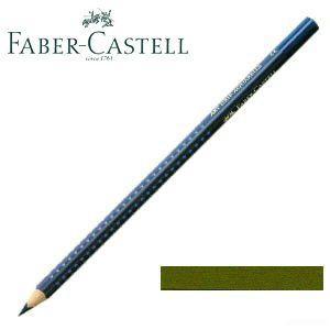 ファーバーカステル アートグリップ 水彩色鉛筆 単色 オリーブイエローグリーン(オリーブグリーン) 12本セット No. 114279|nomado1230
