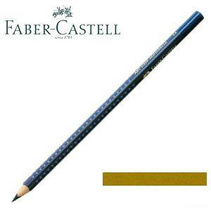 ファーバーカステル アートグリップ 水彩色鉛筆 単色 (ゴールド) 12本セット 114281-250|nomado1230