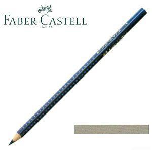 ファーバーカステル アートグリップ 水彩色鉛筆 単色 (シルバー) 12本セット 114282-251|nomado1230