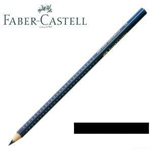 ファーバーカステル アートグリップ 水彩色鉛筆 単色 (ブラック) 12本セット No. 114299|nomado1230