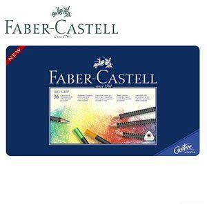 ファーバーカステル アートグリップシリーズ アートグリップ油性色鉛筆 36色 No. 114336|nomado1230