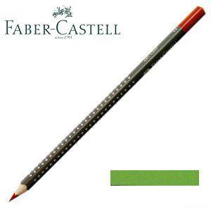 ファーバーカステル アートグリップ 油性色鉛筆 単色 (グラスグリーン) 12本セット No. 114366|nomado1230