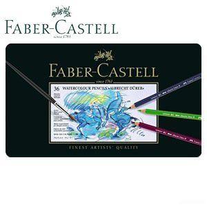 ファーバーカステル アルブレヒトデューラーシリーズ 水彩色鉛筆 36色 No. 117536|nomado1230