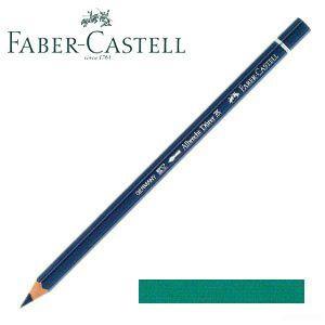 ファーバーカステル アルブレヒトデューラー 水彩色鉛筆 単色 (コバルトターコイズ) 12本セット No. 117653 nomado1230