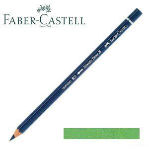 ファーバーカステル アルブレヒトデューラー 水彩色鉛筆 単色 (ライトフタログリーン) 12本セット No. 117662|nomado1230