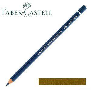 ファーバーカステル アルブレヒトデューラー 水彩色鉛筆 単色 (ローアンバー) 12本セット No. 117680 nomado1230