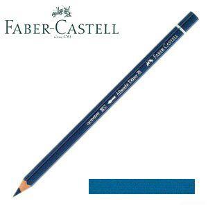 ファーバーカステル アルブレヒトデューラー 水彩色鉛筆 単色 (プルシャンブルー) 12本セット No. 117746 nomado1230