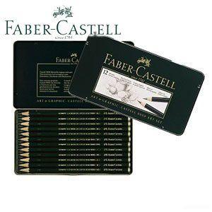 ファーバーカステル カステル9000番 アートセット 鉛筆 No. 119065|nomado1230