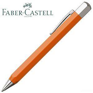 高級 ボールペン ファーバーカステル オンドロ ボールペン オレンジ No. 147502|nomado1230