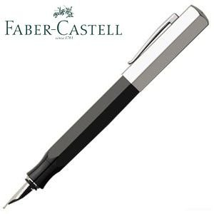 ファーバーカステル オンドロ 万年筆 ブラック 14753P|nomado1230