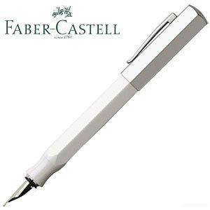 ファーバーカステル オンドロ 万年筆 ホワイト 14757P|nomado1230