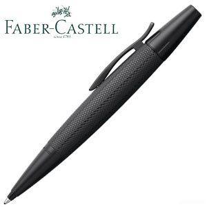 高級 ボールペン ファーバーカステル エモーション ボールペン ピュアブラック No. 148690|nomado1230