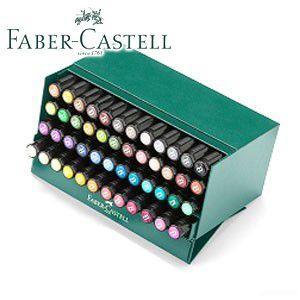 ファーバーカステル ピットアーティストペン ビッグブラシ 48色 スタジオボックスセット No. 167129|nomado1230