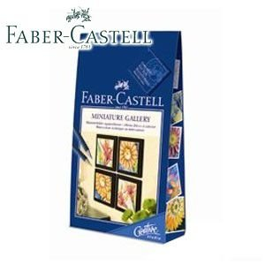 ファーバーカステル インスピレーションセットシリーズ ミニチュアギャラリー 水彩色鉛筆 No. 181030|nomado1230