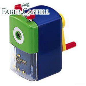 ファーバーカステル カラフルシリーズ スタンダード 鉛筆削り (ブルー) TFC-182851|nomado1230