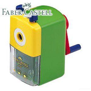 ファーバーカステル カラフルシリーズ スタンダード 鉛筆削り (グリーン) TFC-182863|nomado1230