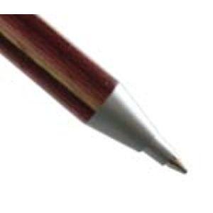 高級 ボールペン 名入れ フィオレンティーナ テレスコープ レッドウッド ボールペン 2本セット B8N-18|nomado1230|02